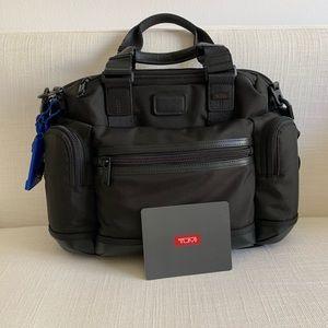 Tumi Alpha Brooks Slim Briefcase